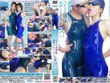 【新特別価格】ハイドロ競泳水着ボディスーツレズ2