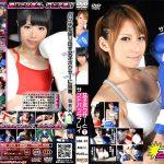 女子ボクサーとサンドバックプレイ7
