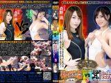 【HD】BATTLE VS CF×FC 白い水着のプロレスラー 3