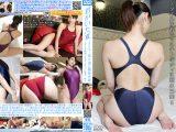 君がいた夏 ~Season1~ 奈々美と競泳水着 スタイル抜群でマネキンボディに競水三昧!!